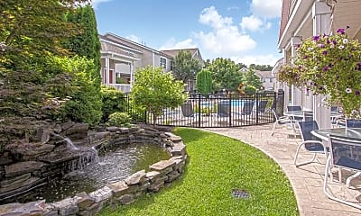 Pool, Oak Hill Apartments and Town Homes, 0