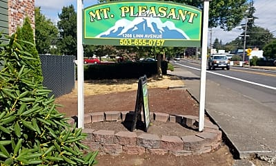 Mount Pleasant, 1