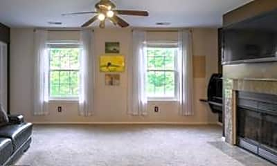 Living Room, 1105 Huntingdon Mews, 0