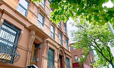 Building, 343 W 121st St, 2