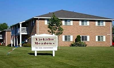 Community Signage, Viebahn Meadows/NO AVAILABILITY, 1