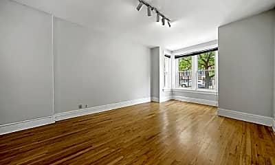 Living Room, 1237 N Wolcott Ave, 1