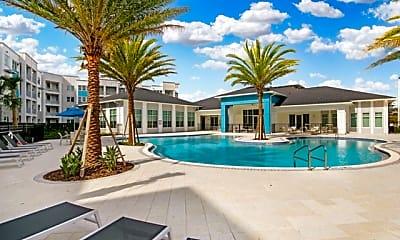 Pool, Aqua Palm Bay, 0