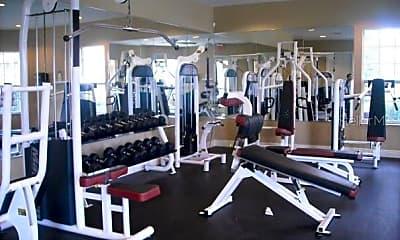 Fitness Weight Room, 2864 Polana St 104, 2