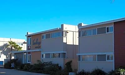 Building, Sea Breeze Apartments, 1