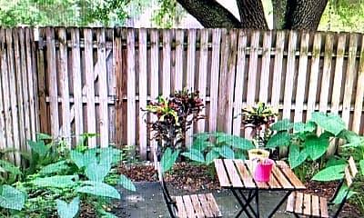 Patio / Deck, 5626 Ashley Oaks Dr, 1