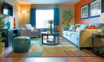 Living Room, The Enclave at Breckenridge, 0