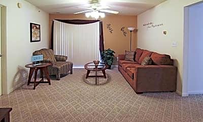 Living Room, Southridge Commons, 1