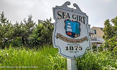 Community Signage, 706 Morven Terrace, 2