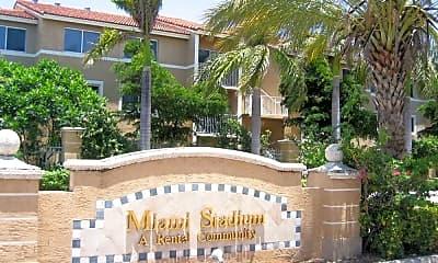Miami Stadium Apartments, 2