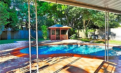 Pool, 3925 W Bay View Ave, 2