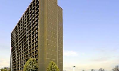 Building, Jackson House Apts and W.B. Sanders Retirement Center, 0