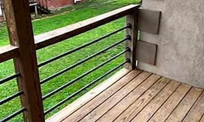 Patio / Deck, 922 12th St, 2