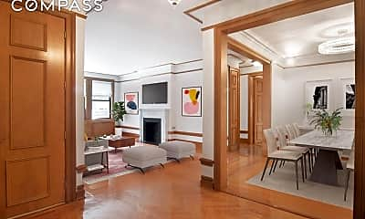 Living Room, 575 West End Ave 3-C, 1