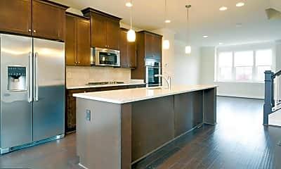 Kitchen, 3714 Powell Ln, 1