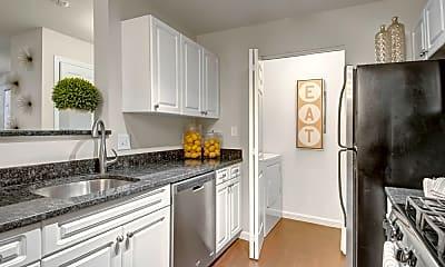 Kitchen, Ellington at Metro West, 0
