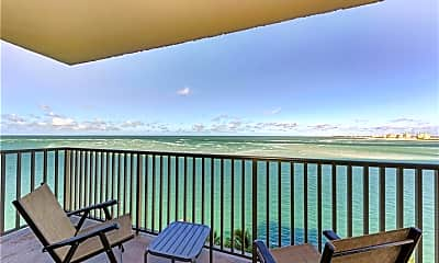 Patio / Deck, 4822 Ocean Blvd 10F, 0