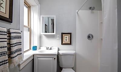 Bathroom, 8302 Lake Ave, 2