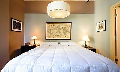 Bedroom, 301 Massachusetts Ave NW, 1