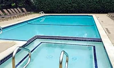 Pool, The Summit Apartments, 2