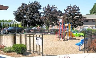 Playground, Courtyard at Cedar Hills, 0