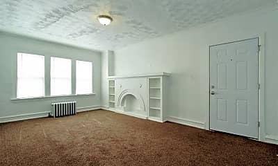 Living Room, 7956 S Burnham, 1