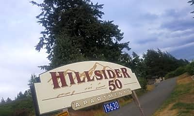Hillsider 50, 1