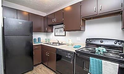 Kitchen, 3215 35th St 1A, 2
