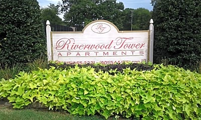 Riverwood Tower Apartments, 1