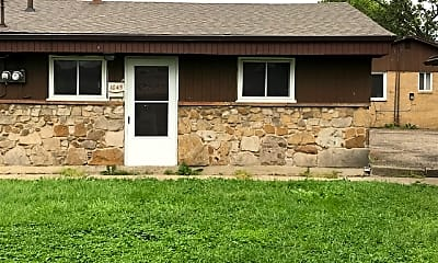 Building, 1045 Neville Avenue, 1