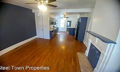 Living Room, 123 S 17th St, 1