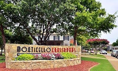 Monticello Crossroads, 0