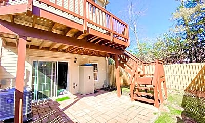 Patio / Deck, 4501 Little River Run Dr, 2