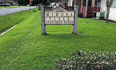 Mimosa place Apartments, 1