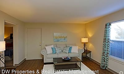 Living Room, 1500 Avenue K, 1