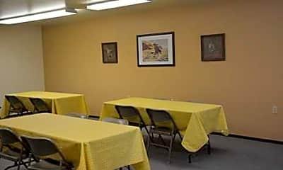 Dining Room, Robinway Center, 2