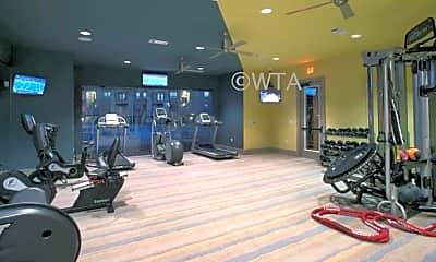 Fitness Weight Room, 14614 Vance Jackson, 1