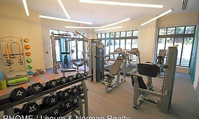 Fitness Weight Room, 989 S Buchanan Street Unit 314, 2