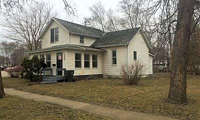 Building, 203 Sumner St, 1