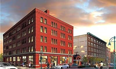 Building, Atelier Third Ward, 0