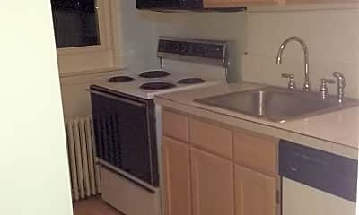 Kitchen, 1608 Plum St, 0
