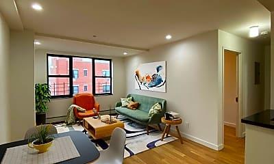 Living Room, 3 E 115th St, 0