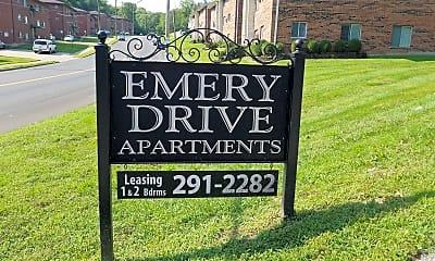 Emery Drive Apartments, 1