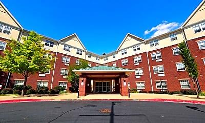 Building, Fairspring Senior Apartments, 0