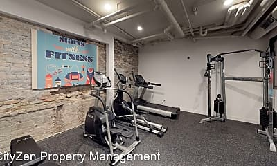 Fitness Weight Room, 851 W Montrose Ave, 2