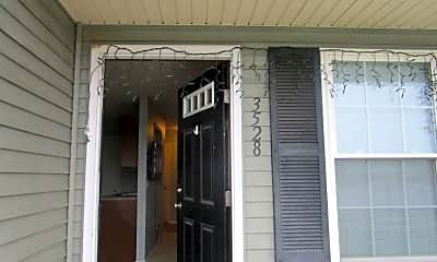 Building, 3528 Shepard Rd, 1