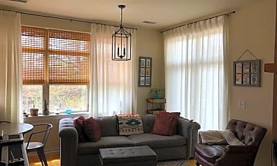 Living Room, 2935 N Clybourn Ave 201, 1