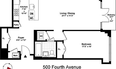 500 4th Ave 6-B, 2