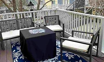 Patio / Deck, 310 Kinellan Lane, 2