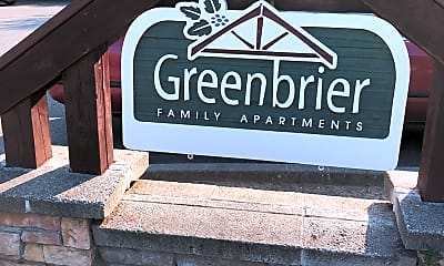 Greenbrier Heights Family, 1